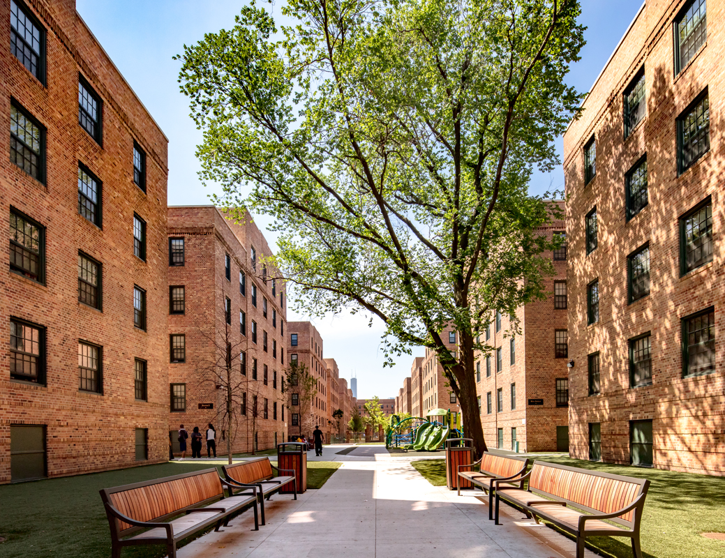 Marshall Field Garden Apartments