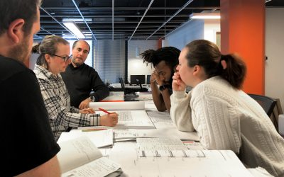 Achieving Innovation in Architecture Through Diversity