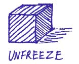 Unfreeze Lewin