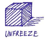 Unfreeze Lewin